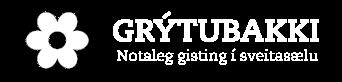 Grýtubakki Logo